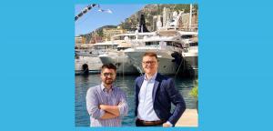 Riela Yachts attending a superyacht event, Monaco Yacht Show
