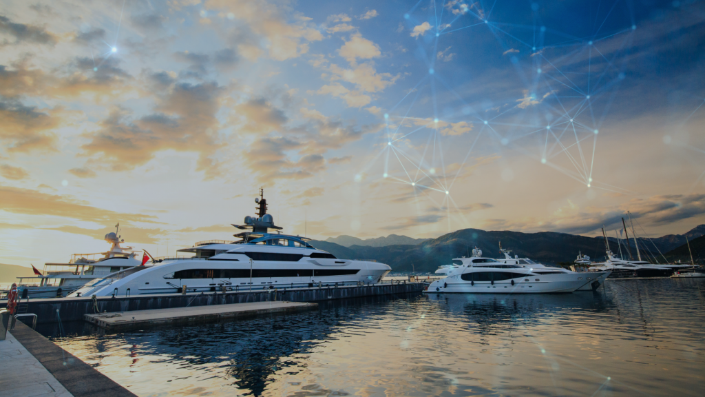 Riela Yachts superyacht cybersecurity