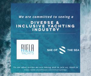 Riela Yachts She of the Sea