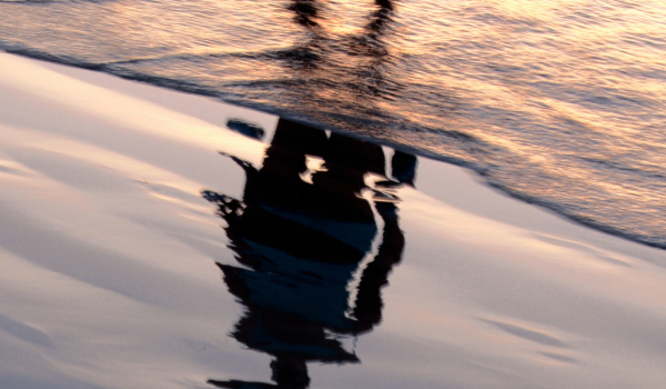 Superyacht refit reflection